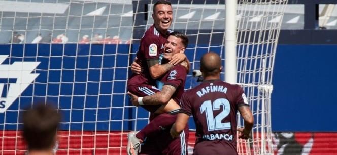 نتيجة مباراة اوساسونا وسيلتا فيغو اليوم الاحد 4-10-2020 الدوري الاسباني