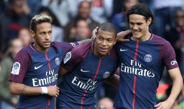 نتيجة مباراة باريس سان جيرمان ونيم أولمبيك اليوم الجمعة 16-10-2020 الدوري الفرنسي