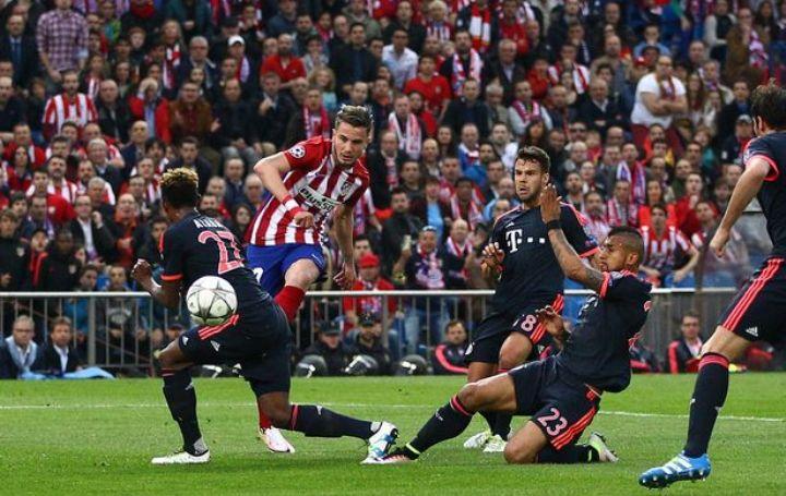 تشكيلة مباراة بايرن ميونخ وأتلتيكو مدريد وليفاندوفسكي في مواجهة سواريز