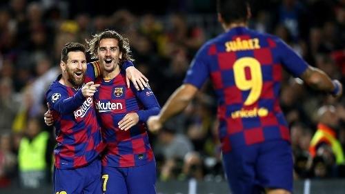 نتيجة مباراة برشلونة وسيلتا فيغو اليوم الخميس 1-10-2020 الدوري الاسباني
