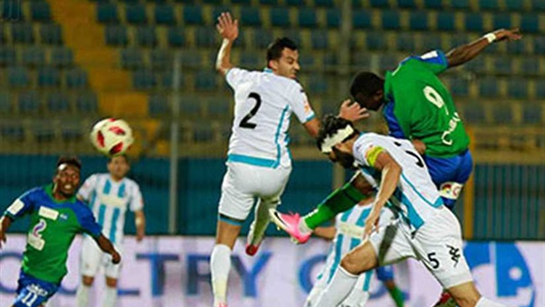 نتيجة مباراة بيراميدز ومصر المقاصة اليوم السبت 3-10-2020 الدوري المصري