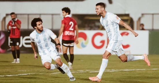 نتيجة مباراة بيراميدز ونادي مصر اليوم الاربعاء 7-10-2020 الدوري المصري