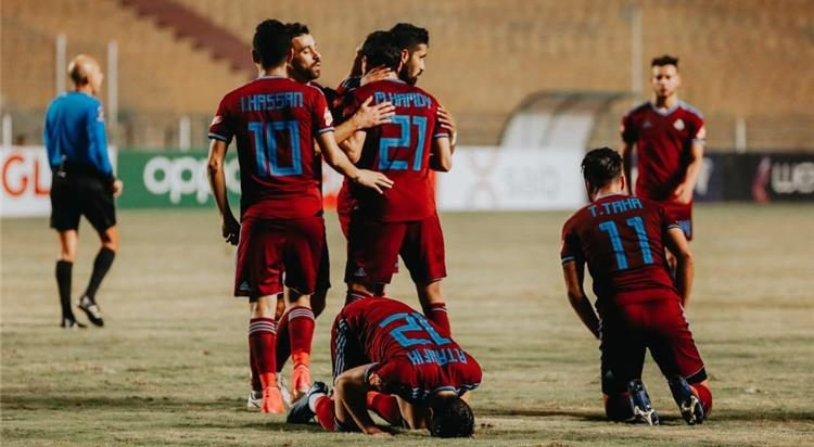 نتيجة مباراة بيراميدز والمقاولون العرب اليوم السبت 31-10-2020 الدوري المصري