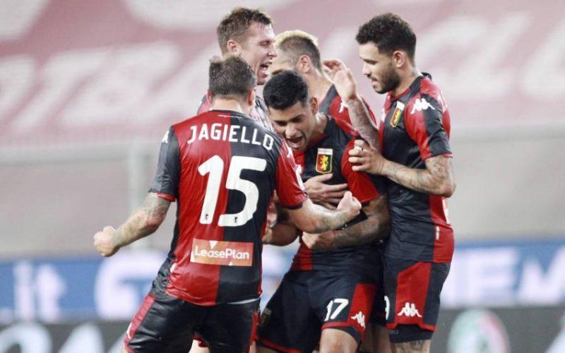 نتيجة مباراة جنوي وكاتانزارو اليوم الاربعاء 28-10-2020 كأس إيطاليا