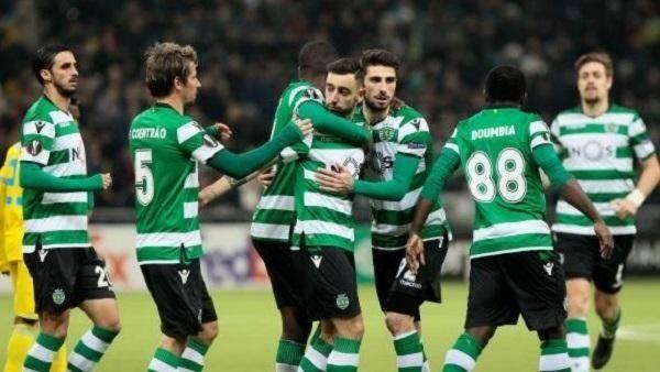 نتيجة مباراة سبورتينج لشبونة ولاسك لينز اليوم الخميس 1-10-2020 الدوري الأوروبي