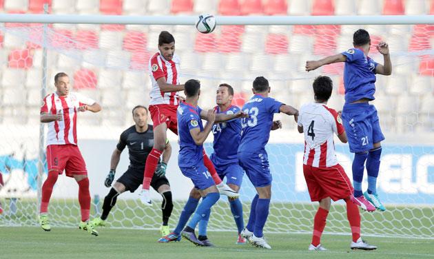 نتيجة مباراة شباب الأردن وسحاب اليوم الخميس 22-10-2020 الدوري الأردني