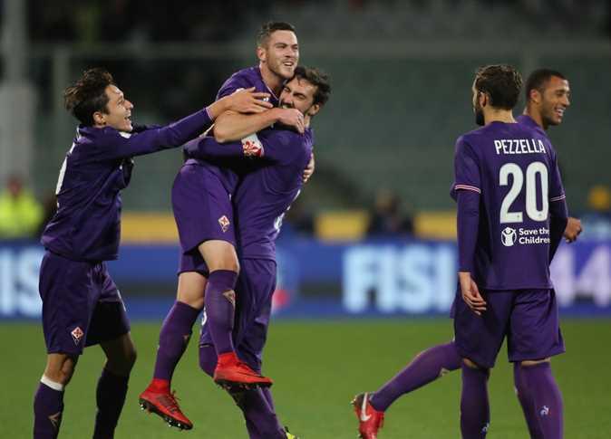 نتيجة مباراة فيورنتينا وسبيزيا اليوم الاحد 18-10-2020 الدوري الايطالي