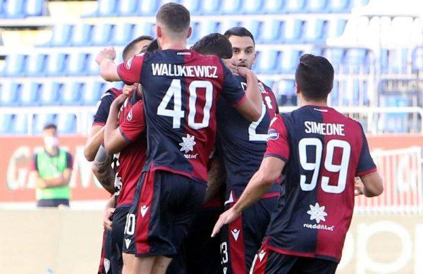 نتيجة مباراة بولونيا وكالياري اليوم السبت 31-10-2020 الدوري الايطالي
