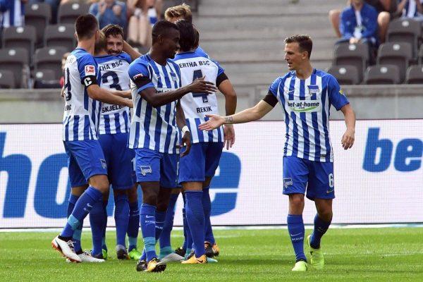نتيجة مباراة هيرتا برلين وشتوتجارت اليوم السبت 17-10-2020 الدوري الالماني