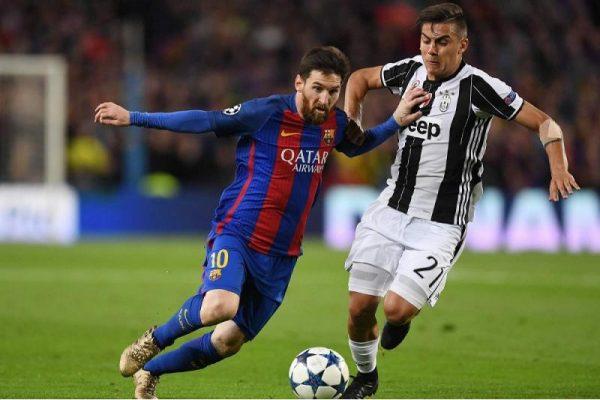 نتيجة مباراة برشلونة ويوفنتوس اليوم الاربعاء 28-10-2020 دوري أبطال أوروبا