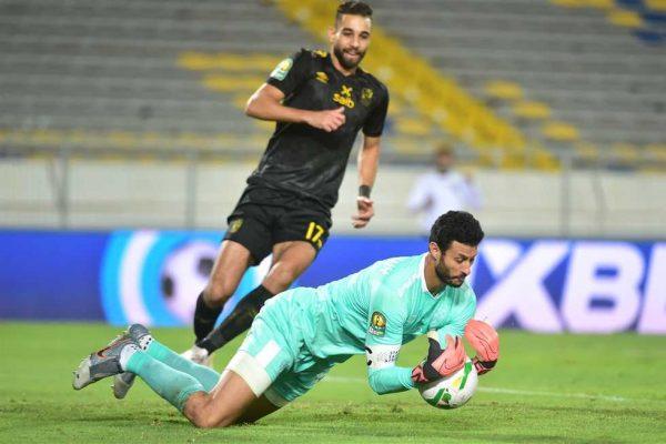 الكاف يعلن رجل مباراة الأهلي والوداد في دوري أبطال أفريقيا