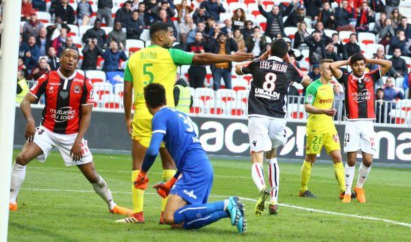 نتيجة مباراة نيس ونانت اليوم السبت 3-10-2020 الدوري الفرنسي