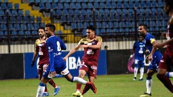 ملخص مباراة مصر المقاصة وسموحة اليوم 16-10-2020 في الدوري المصري
