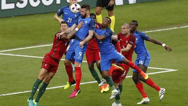 تشكيلة فرنسا لمباراة البرتغال دوري أمم أوروبا