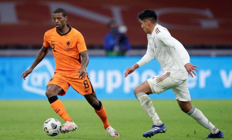 تشكيلة مباراة هولندا والبوسنة والهرسك مسابقة دوري أمم أوروبا