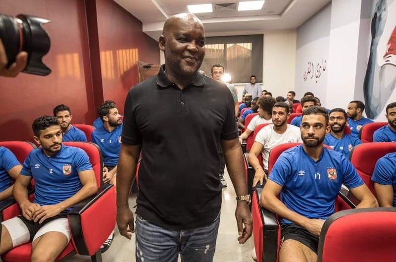 موسيماني يعلق على أداء لاعبي الأهلي