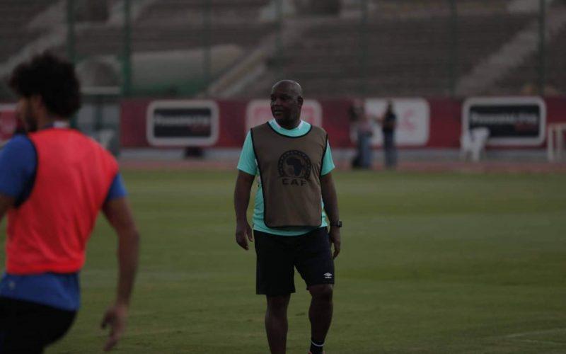 كواليس جلسة موسيماني للاعبي الأهلي