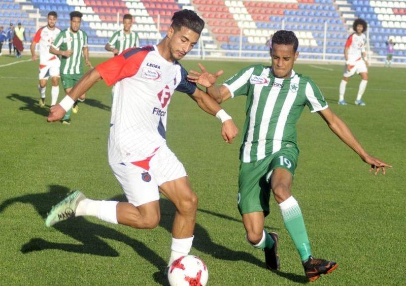 نتيجة مباراة مولودية وجدة وأولمبيك آسفي اليوم الاربعاء 7-10-2020 الدوري المغربي