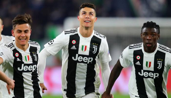 نتيجة مباراة يوفنتوس وسبيزيا اليوم الاحد 1-11-2020 الدوري الايطالي