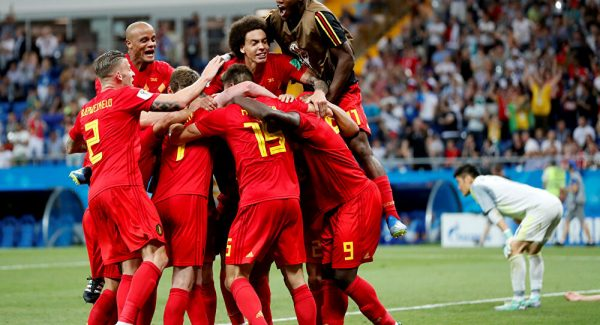 نتيجة مباراة بلجيكا وساحل العاج اليوم الخميس 8-10-2020