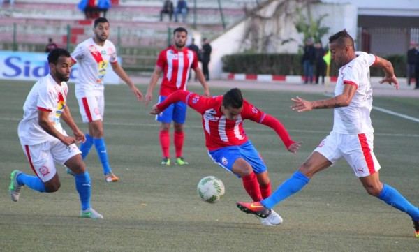 نتيجة مباراة نهضة بركان والمغرب التطواني اليوم الأربعاء 7-10-2020الدوري المغربي
