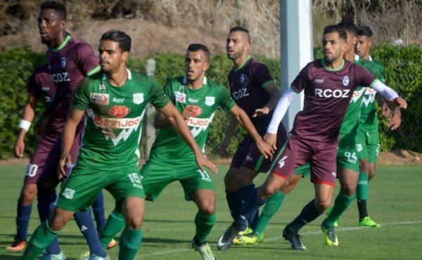 نتيجة مباراة الدفاع الحسني الجديدي وسريع وادي زم اليوم السبت 3-10-2020الدوري المغربي