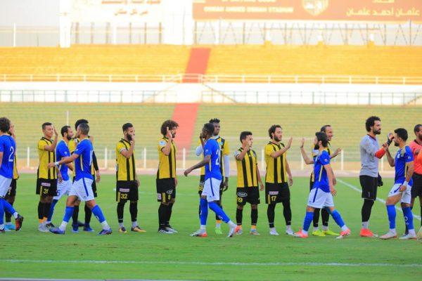 نتيجة مباراة المقاولون العرب وطنطا اليوم الجمعة 9-10-2020