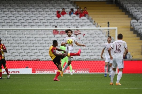 نتيجة مباراة سانت إيتيان ولانس اليوم السبت 3-10-2020الدوري الفرنسي