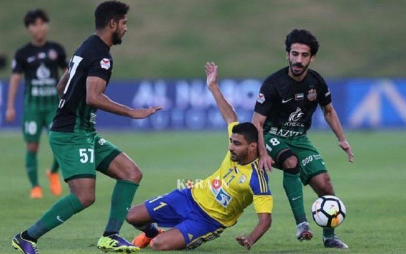 نتيجة مباراة شباب الأهلي دبي والظفرة اليوم الجمعة 9-10-2020