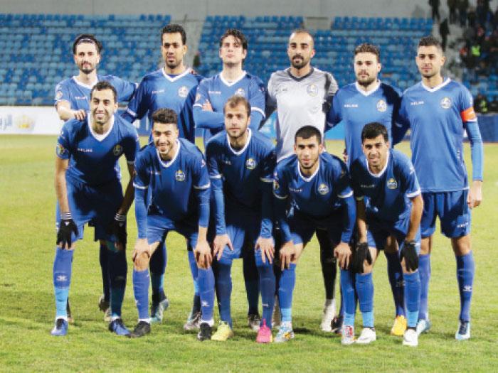 نتيجة مباراة العقبة والسلط اليوم السبت 10-10-2020الدوري الأردني