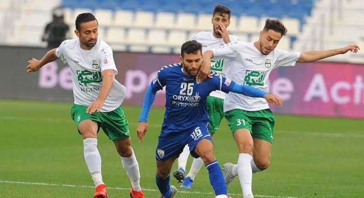 نتيجة مباراة الأهلي والخريطيات اليوم الأثنين 5-10-2020كأس Ooredoo القطري