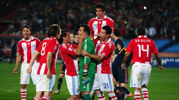 نتيجة مباراة باراغواي وبيرو اليوم الجمعة 9-10-2020