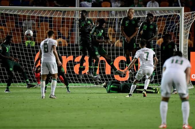 نتيجة مباراة الجزائر ونيجيريا اليوم الجمعة 9-10-2020