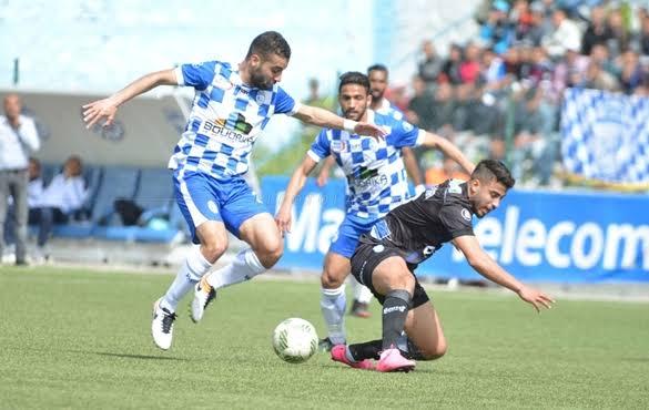 نتيجة مباراة اتحاد طنجة وسريع وادي زم اليوم السبت 10-10-2020الدوري المغربي