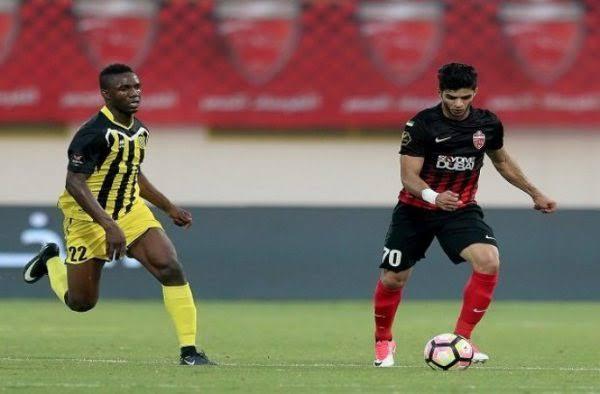 نتيجة مباراة شباب الأهلي دبي واتحاد كلباء اليوم السبت 17-10-2020 دوري الخليج العربي الإماراتي