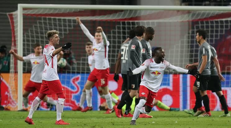 نتيجة مباراة لايبزيج وأوجسبورج اليوم السبت 17-10-2020 الدوري الألماني