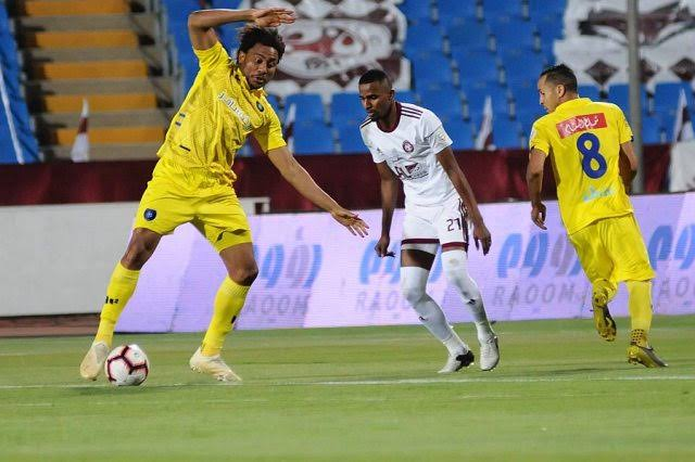 نتيجة مباراة التعاون والفيصلي اليوم السبت 17-10-2020 الدوري السعودي للمحترفين