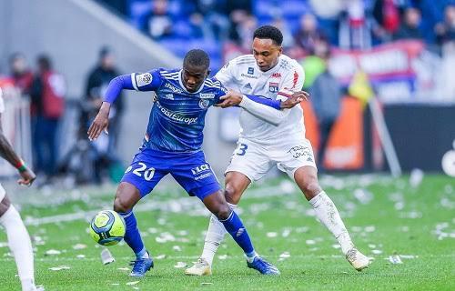 نتيجة مباراة ليون وستراسبورج اليوم الأحد 18-10-2020 الدوري الفرنسي