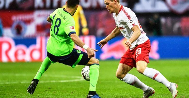 نتيجة مباراة لايبزيج وشالكة اليوم السبت 3-10-2020الدوري الألماني
