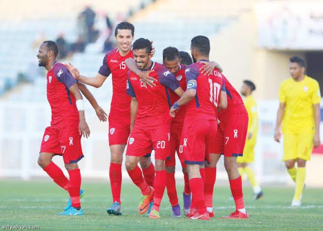 نتيجة مباراة أبها والباطن الدوري السعودي للمحترفين