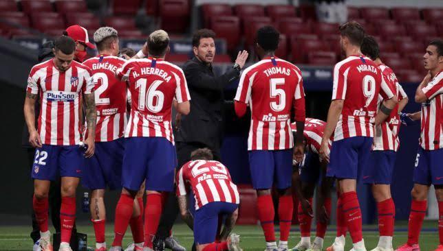 نتيجة مباراة أتلتيكو مدريد ولوكوموتيف موسكو اليوم الثلاثاء 3-11-2020 دوري أبطال أوروبا