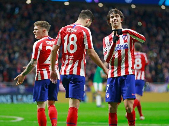 نتيجة مباراة أتلتيكو مدريد وسيلتا فيجو الدوري الاسباني