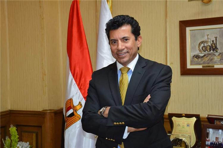 أشرف صبحي: ستاد القاهرة جاهز لاستضافة النهائي الإفريقي ونبحث الحضور الجماهيري