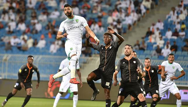 نتيجة مباراة الأهلي والشباب اليوم الخميس 23-11-2020 الدوري السعودي للمحترفين