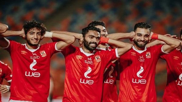 التشكيل المتوقع للأهلي لمواجهة أبو قير بكأس مصر