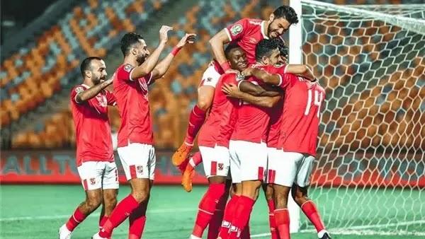 نتيجة مباراة الأهلي ومصر المقاصة اليوم 13-12-2020 الدوري المصرى