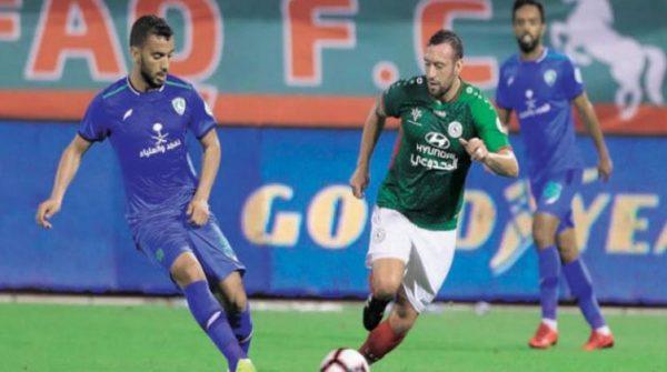 نتيجة مباراة الفتح والاتفاق الدوري السعودي للمحترفين
