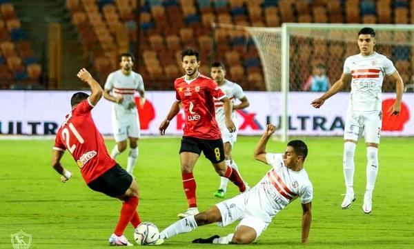 الزمالك: مستعدون لمباراة الأهلي في الدوري بحكم مصري أو أجنبي