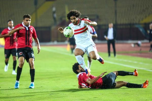 أهداف مباراة الزمالك ونادي مصر في كأس مصر