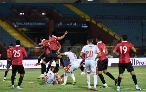 الزمالك يتأهل إلى نصف نهائي كأس مصر عقب مباراة ماراثونية